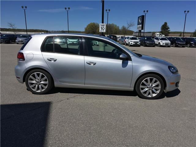 2012 Volkswagen Golf 2.0 TDI Highline (Stk: 12-27706MB) in Barrie - Image 4 of 27