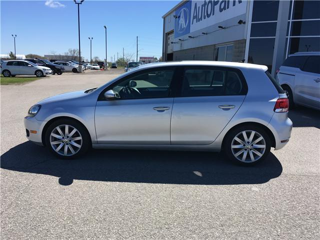 2012 Volkswagen Golf 2.0 TDI Highline (Stk: 12-27706MB) in Barrie - Image 8 of 27
