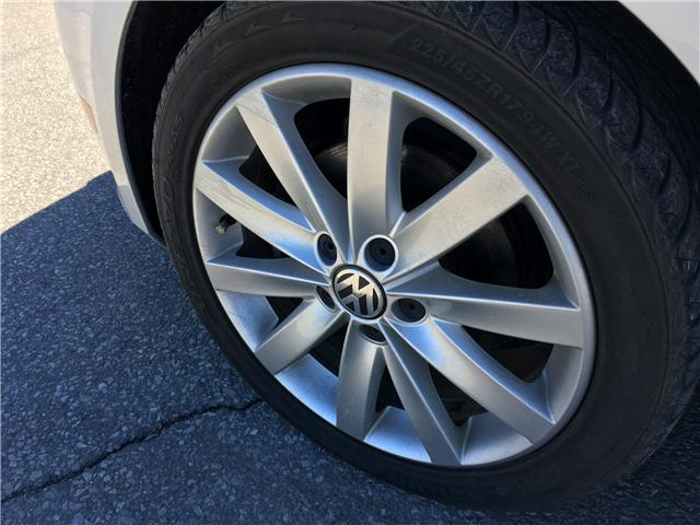 2012 Volkswagen Golf 2.0 TDI Highline (Stk: 12-27706MB) in Barrie - Image 9 of 27