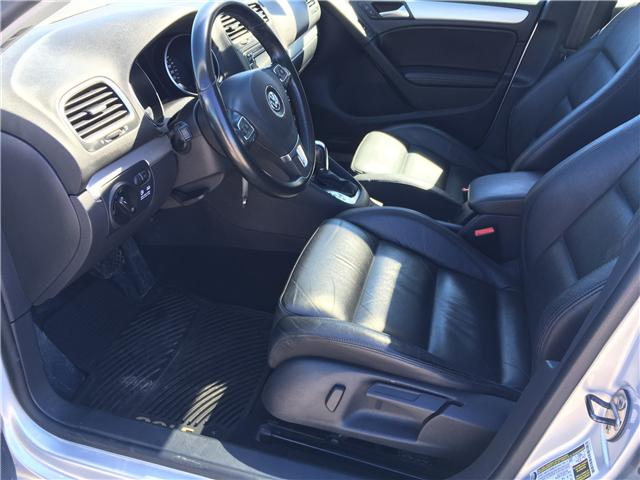 2012 Volkswagen Golf 2.0 TDI Highline (Stk: 12-27706MB) in Barrie - Image 14 of 27