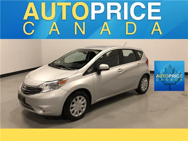 2014 Nissan Versa Note 1.6 SV (Stk: D0077A) in Mississauga - Image 1 of 23