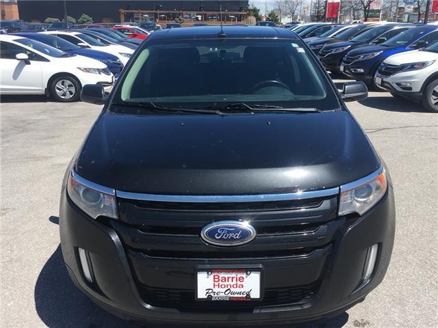 2014 Ford Edge SEL (Stk: U14712) in Barrie - Image 2 of 6