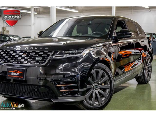2018 Land Rover Range Rover Velar P380 SE R-Dynamic (Stk: ) in Oakville - Image 1 of 38