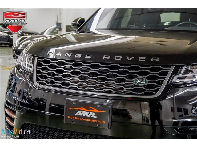 2018 Land Rover Range Rover Velar P380 SE R-Dynamic (Stk: ) in Oakville - Image 12 of 38