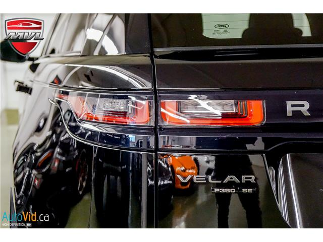 2018 Land Rover Range Rover Velar P380 SE R-Dynamic (Stk: ) in Oakville - Image 11 of 38