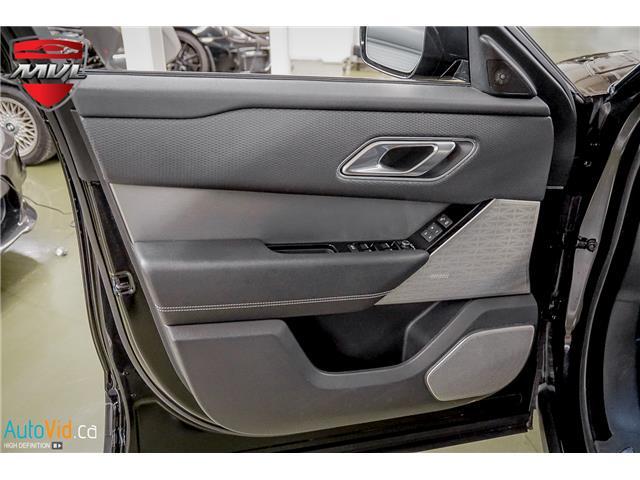 2018 Land Rover Range Rover Velar P380 SE R-Dynamic (Stk: ) in Oakville - Image 22 of 38