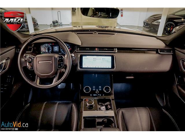 2018 Land Rover Range Rover Velar P380 SE R-Dynamic (Stk: ) in Oakville - Image 21 of 38