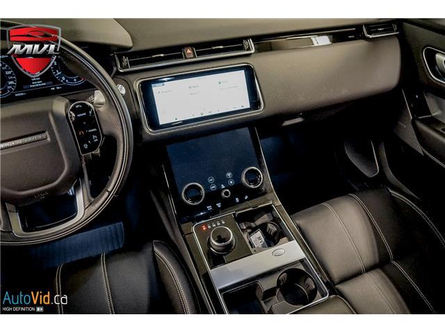 2018 Land Rover Range Rover Velar P380 SE R-Dynamic (Stk: ) in Oakville - Image 25 of 38