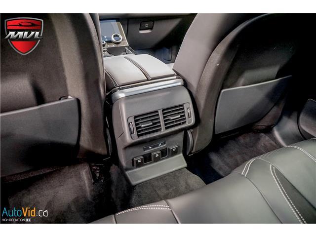 2018 Land Rover Range Rover Velar P380 SE R-Dynamic (Stk: ) in Oakville - Image 32 of 38