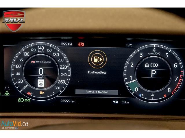 2018 Land Rover Range Rover Velar P380 SE R-Dynamic (Stk: ) in Oakville - Image 24 of 38