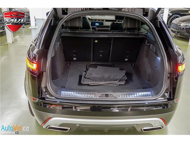 2018 Land Rover Range Rover Velar P380 SE R-Dynamic (Stk: ) in Oakville - Image 34 of 38
