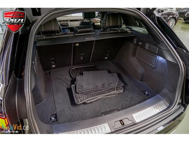 2018 Land Rover Range Rover Velar P380 SE R-Dynamic (Stk: ) in Oakville - Image 35 of 38