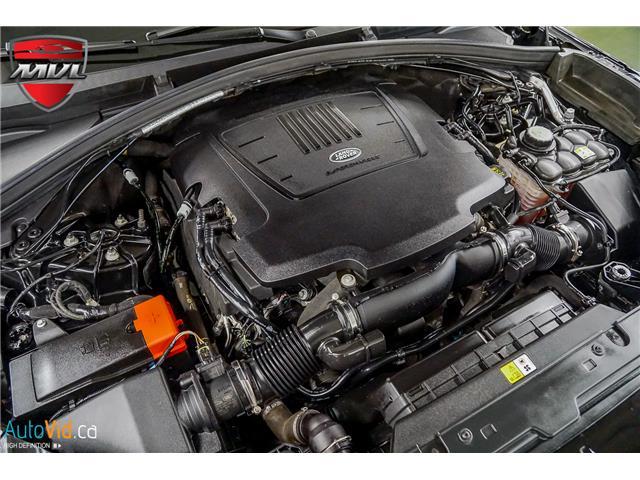 2018 Land Rover Range Rover Velar P380 SE R-Dynamic (Stk: ) in Oakville - Image 36 of 38