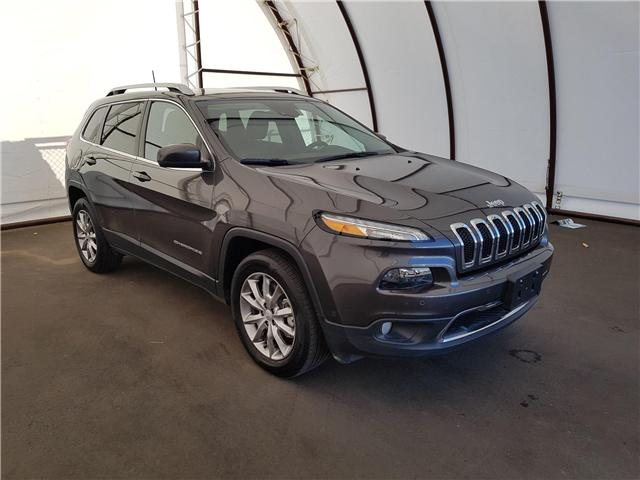 2018 Jeep Cherokee Limited (Stk: 1810431R) in Thunder Bay - Image 1 of 18