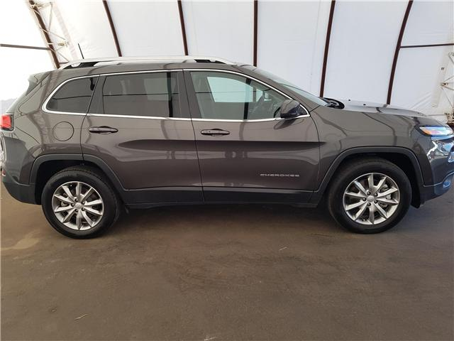 2018 Jeep Cherokee Limited (Stk: 1810431R) in Thunder Bay - Image 2 of 18