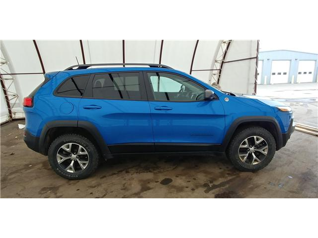 2018 Jeep Cherokee Trailhawk (Stk: 1813501R) in Thunder Bay - Image 2 of 17