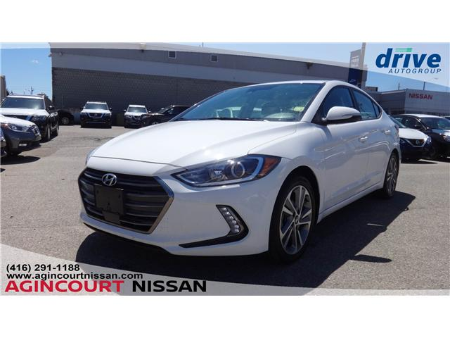 2018 Hyundai Elantra GLS (Stk: U12517R) in Scarborough - Image 1 of 24