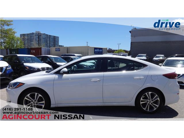 2018 Hyundai Elantra GLS (Stk: U12517R) in Scarborough - Image 2 of 24
