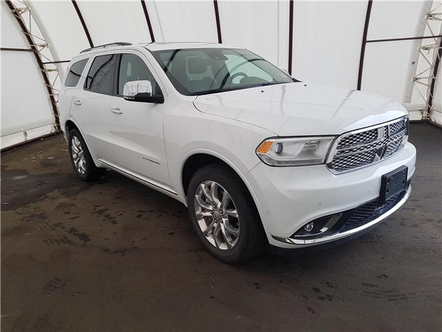 2018 Dodge Durango Citadel (Stk: 1815201R) in Thunder Bay - Image 1 of 12