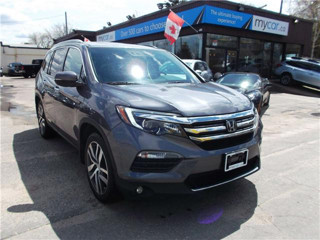 2016 Honda Pilot Touring (Stk: 182123) in North Bay - Image 1 of 15