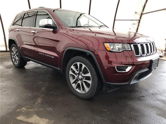 2018 Jeep Grand Cherokee Limited (Stk: U1399R) in Thunder Bay - Image 1 of 15