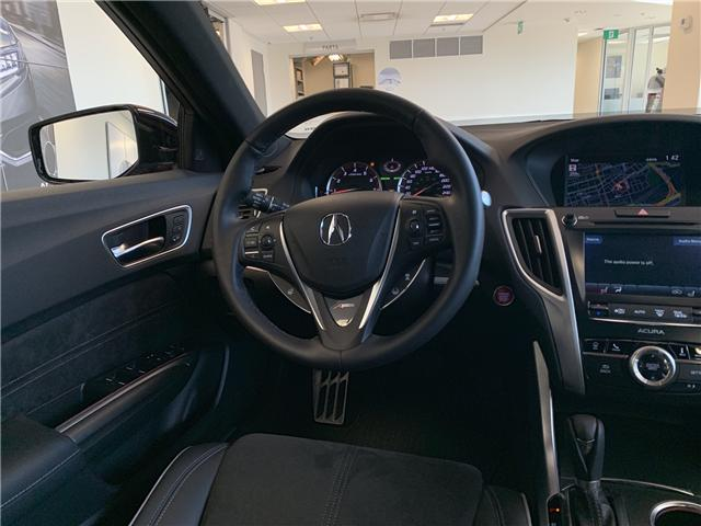 2020 Acura TLX Tech A-Spec (Stk: TX12689) in Toronto - Image 10 of 10