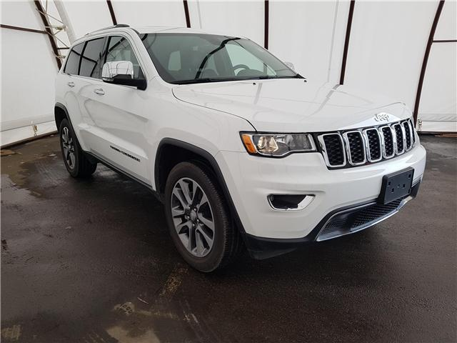 2018 Jeep Grand Cherokee Limited (Stk: U1402R) in Thunder Bay - Image 1 of 26