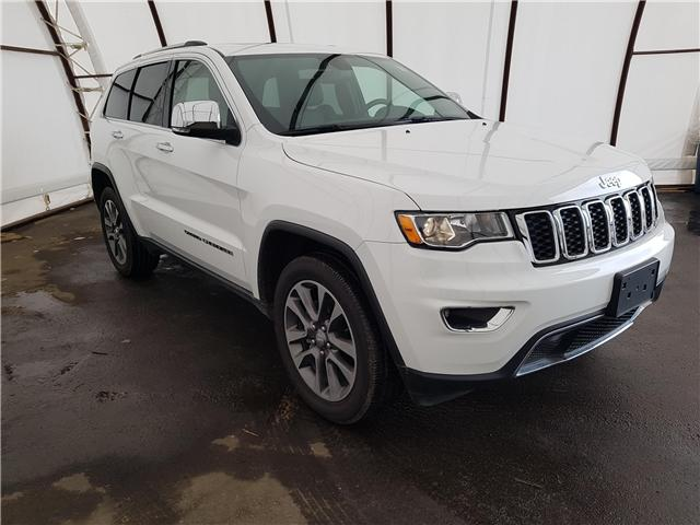 2018 Jeep Grand Cherokee Limited (Stk: U1403R) in Thunder Bay - Image 1 of 25