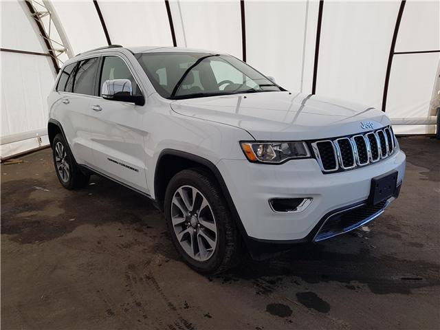 2018 Jeep Grand Cherokee Limited (Stk: U1404R) in Thunder Bay - Image 1 of 25