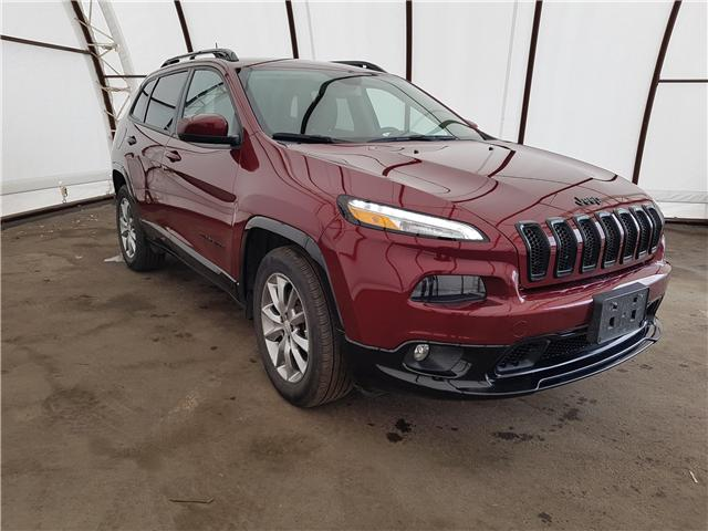 2018 Jeep Cherokee North (Stk: 1813181R) in Thunder Bay - Image 1 of 22