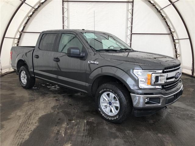 2018 Ford F-150  (Stk: IU1360R) in Thunder Bay - Image 1 of 15