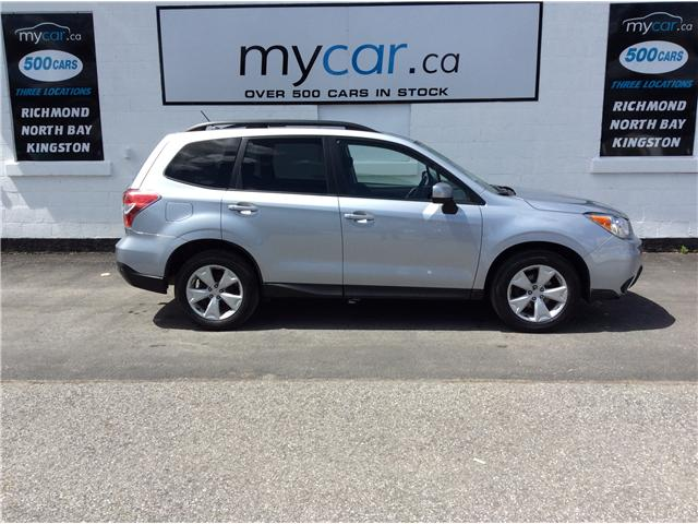 2015 Subaru Forester 2.5i (Stk: 190602) in Kingston - Image 2 of 19