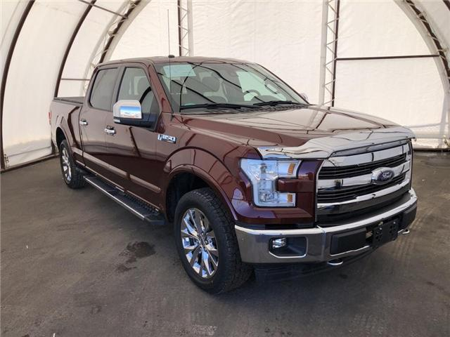 2017 Ford F-150  (Stk: IU1378) in Thunder Bay - Image 1 of 21