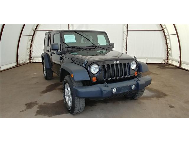 2012 Jeep Wrangler Unlimited Sport (Stk: I1816962) in Thunder Bay - Image 2 of 14