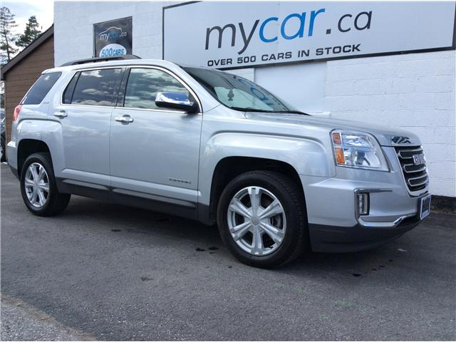 2017 GMC Terrain SLE-2 (Stk: 190684) in Richmond - Image 1 of 20