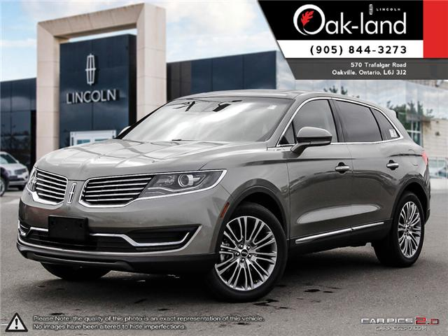 2016 Lincoln MKX Reserve (Stk: R3433) in Oakville - Image 1 of 25