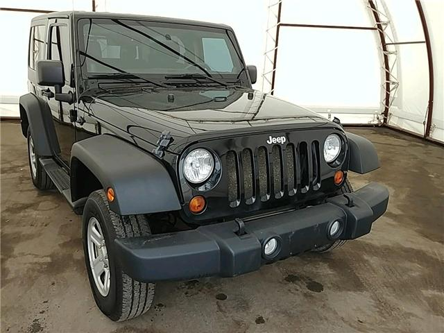 2012 Jeep Wrangler Sport (Stk: IU1465) in Thunder Bay - Image 2 of 13