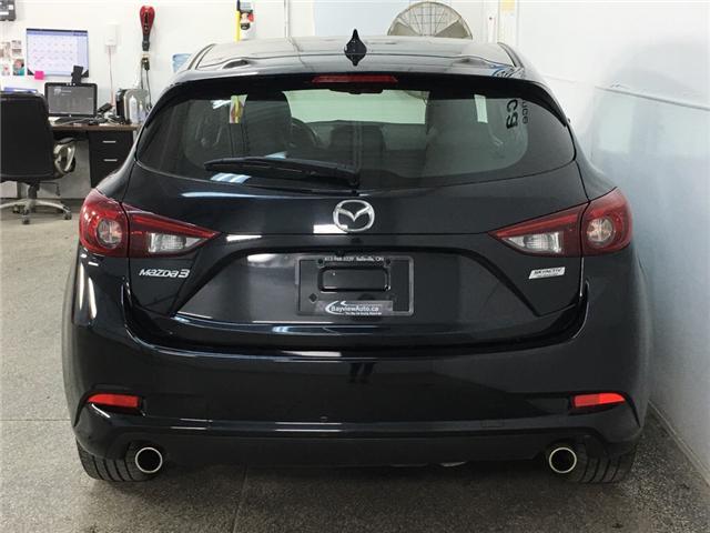 2018 Mazda Mazda3 Sport GT (Stk: 34708EW) in Belleville - Image 6 of 28