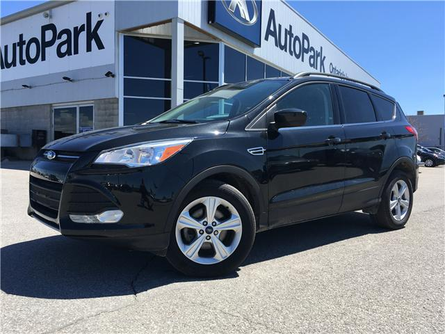 2015 Ford Escape SE (Stk: 15-82986JB) in Barrie - Image 1 of 28