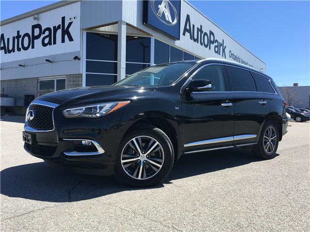 2019 Infiniti QX60 Pure (Stk: 19-05212RJB) in Barrie - Image 1 of 30
