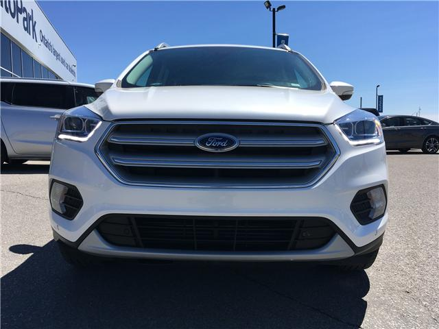 2018 Ford Escape Titanium (Stk: 18-21363RMB) in Barrie - Image 2 of 30