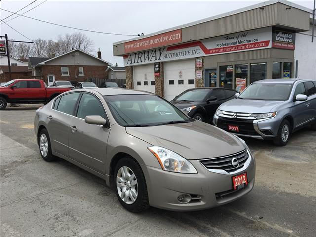 2012 Nissan Altima 2.5 S (Stk: 1892) in Garson - Image 1 of 10
