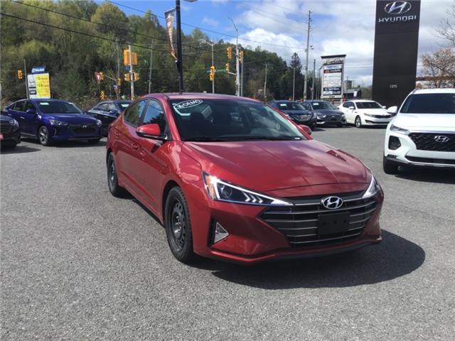2019 Hyundai Elantra Preferred (Stk: SL95070) in Ottawa - Image 1 of 11