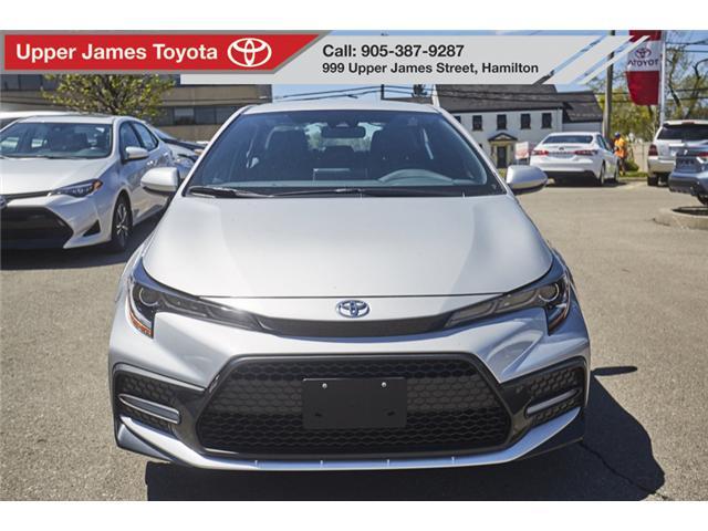 2020 Toyota Corolla SE (Stk: 200015) in Hamilton - Image 3 of 16