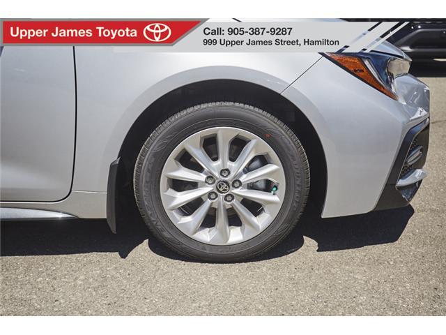 2020 Toyota Corolla SE (Stk: 200015) in Hamilton - Image 4 of 16