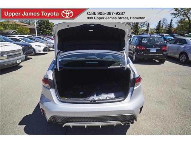 2020 Toyota Corolla SE (Stk: 200015) in Hamilton - Image 7 of 16