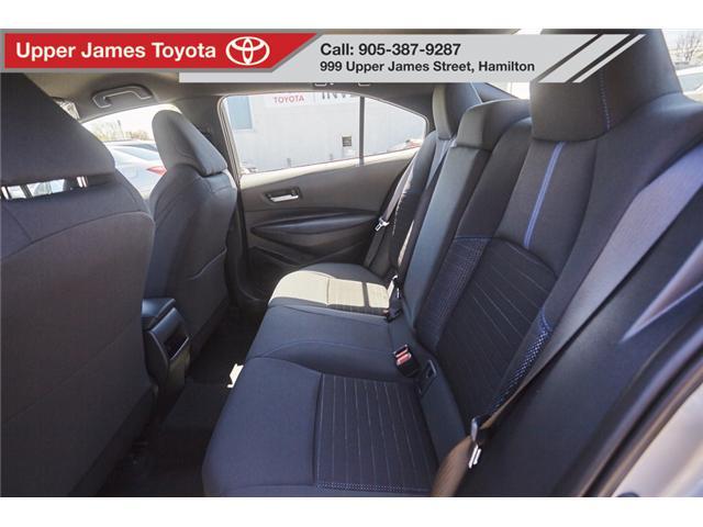 2020 Toyota Corolla SE (Stk: 200015) in Hamilton - Image 9 of 16