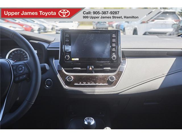 2020 Toyota Corolla SE (Stk: 200015) in Hamilton - Image 11 of 16