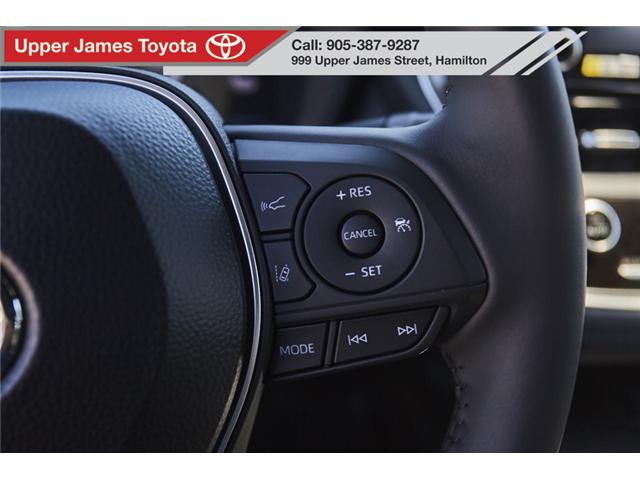 2020 Toyota Corolla SE (Stk: 200015) in Hamilton - Image 14 of 16