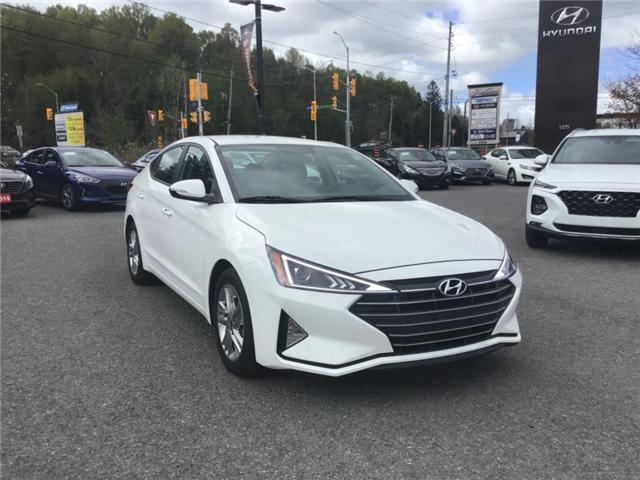 2019 Hyundai Elantra Preferred (Stk: SL95074) in Ottawa - Image 1 of 11